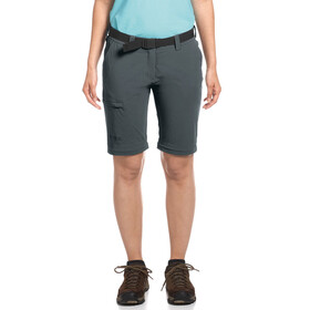 Maier Sports Inara Slim lange broek Dames grijs